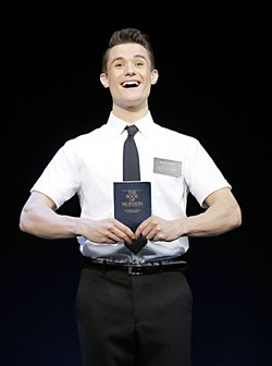 Hello. I would like to share with you the most amazing book.: Mark Evans as Elder Price