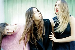 ACL Interview: HAIM, Part Two