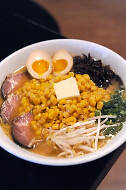 Michi Ramen Inflames the Ramen Wars