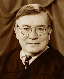 District Judge Lee Yeakel