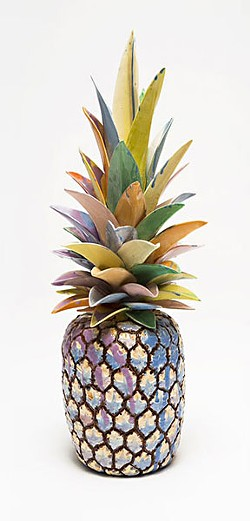 <i>Pineapple</i>, by David Prince