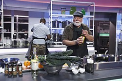 Don Pullum on ABC's <i>The Taste</i>