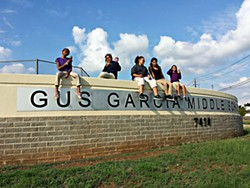 Gus Garcia Middle School