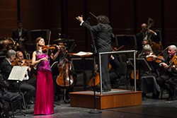 Arabella Steinbacher, Giancarlo Guerrero, 