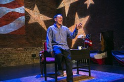 Colin Quinn in <i>Unconstitutional</i>