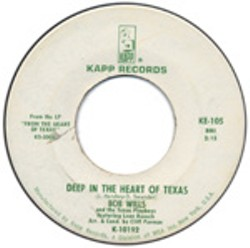 Ray Benson's Favorite Songs About Texas