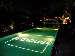 Pool at the National Hotel