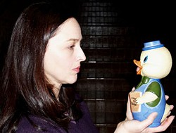 Jinn? Jen? Jenny? Jennifer? It's all just ducky for 