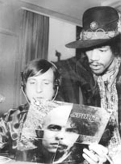 Jimi Hendrix mentored Spirit guitarist Randy California and admired the band's work