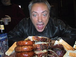 Flesh for Drunkenstein: Udo Kier visits the Salt Lick after 