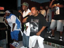 Capitol City RapFest 2006: Casino & Gutta Gang rock the 