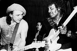 Stevie Ray Vaughan and Albert Collins, 1985