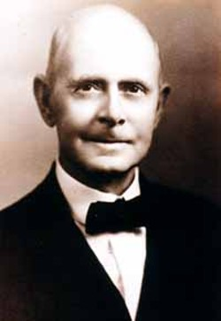 William Pierson, then a Texas Supreme Court Justice, was murdered along with his wife by their son, Howard, in one of the most publicized killings in Austin's history.