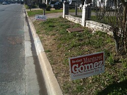 A house divided? This home brandishes 