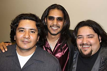 Best Blues/Soul/Funk: Los Lonely Boys