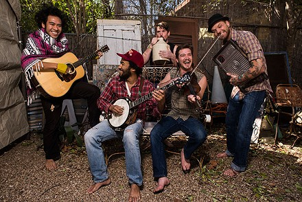 Best Country/Bluegrass: Whiskey Shivers