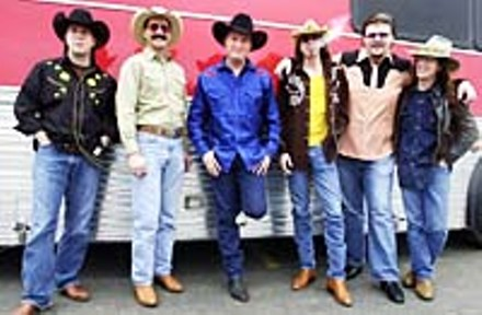 Best Country: Kevin Fowler Band