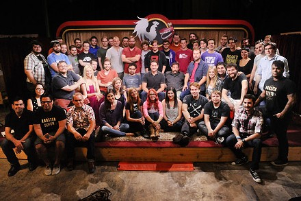 Rooster teeth the patch 710