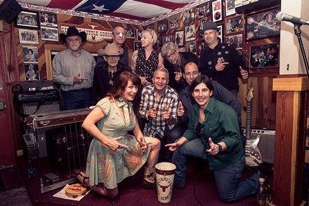 Country/Bluegrass: Fingerpistol