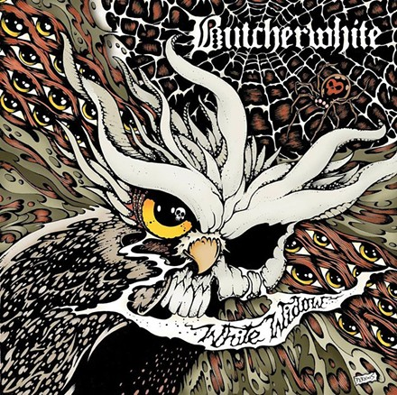 Album Art: Billy Perkins, for Butcherwhite, <i>White Widow</i>