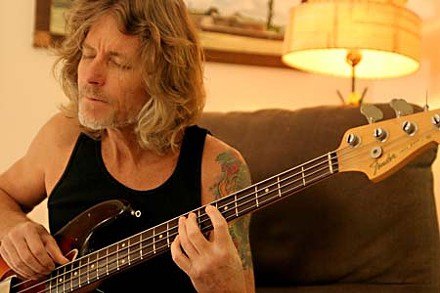 Best Bass Guitar: Mark Andes