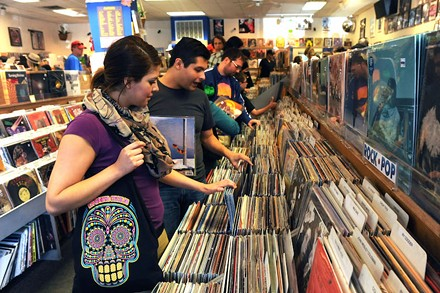 Best Record Store: Waterloo Records