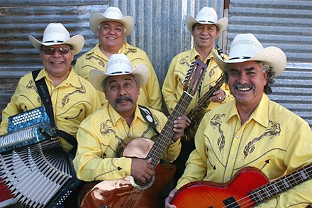 Best Latin Traditional: Los Texas Wranglers