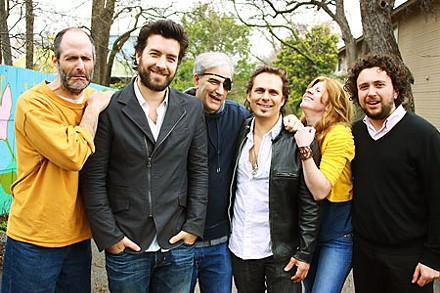 Band of the Year: Bob Schneider & Lonelyland