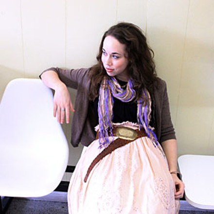 Best Folk: Sarah Jarosz