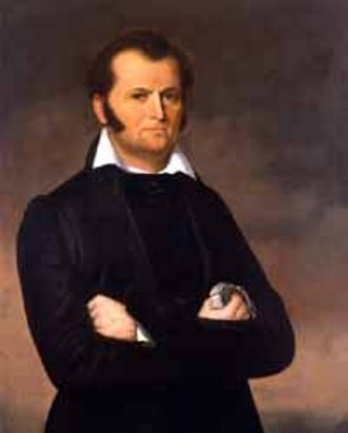 The state recently paid $321,000 for this painting of Texas Revolution hero and notorious slave trader Jim Bowie, yet it has delayed erecting a monument to the experience of black or Hispanic Texans for years.