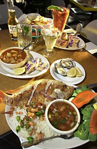 Mariscos In Austin Mexican Seafood Restaurants Are A
