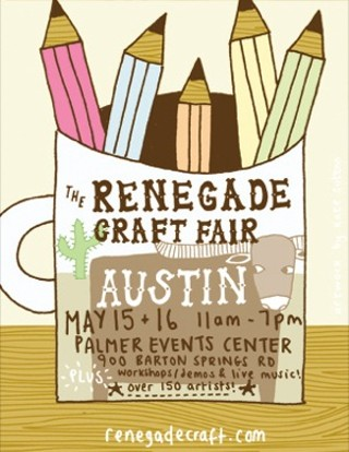 Renegade Craft Fair Comes to Austin