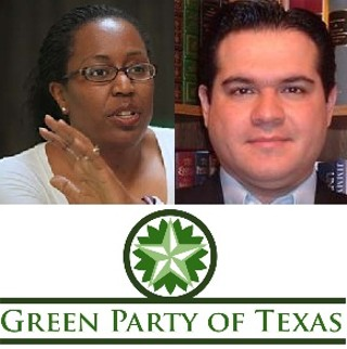 Barksdale and Villarreal win their elections, and the Green Party of Texas may not get to run