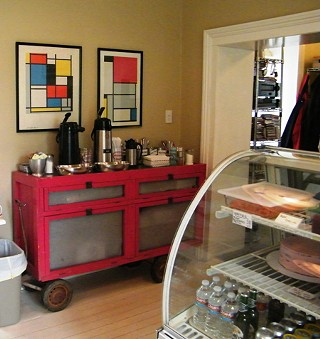 Austin Street Cafe Marfa