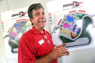 Bill Dollahite, veteran driver and owner of Driveway Austin