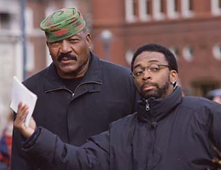 Jim Brown and Spike Lee will present <i>Jim Brown: All-American</i> at the Westgate on Nov. 5.
