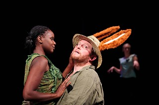 <i>A Midsummer Night's Dream</i> presented by Actors From the London Stage