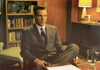 Dennis Quaid in Todd Haynes' <i>Far From Heaven</i>: Now <i>that's </i>style!