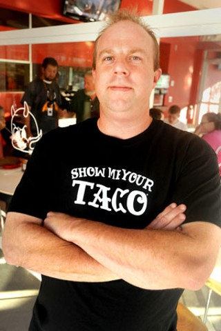 Michael Rypka, owner of Torchy's Tacos