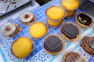 Tarts galore from Cake & Spoon Baking Co.