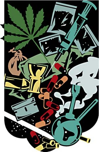 2010 NEWS TOP 10S - Top 10 Joints: The year in drugs - News