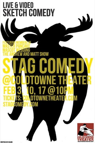 Stag Party: Stag Comedy wants to shower you in laughs - Arts