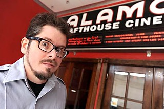 Lars Nilsen of Alamo Drafthouse Cinemas