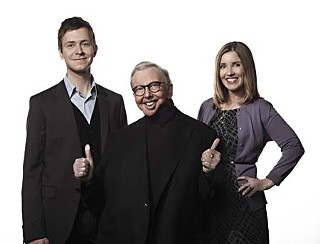 Christy Lemire, Roger Ebert, and Ignatiy Vishnevetsky