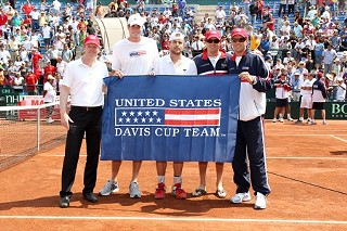 The Davis Cup, or Welcome Home, Mr. Roddick