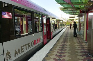 Now that we have MetroRail to get us to Leander, Austin voters can decide on a rail system to jet us around town.
