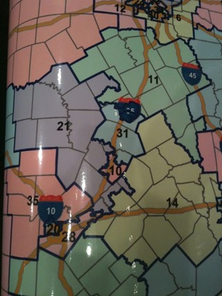Redistricting: Try This on for Size