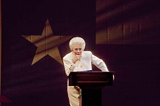 Holland Taylor in <i>Ann: An Affectionate Portrait of Ann Richards</i>