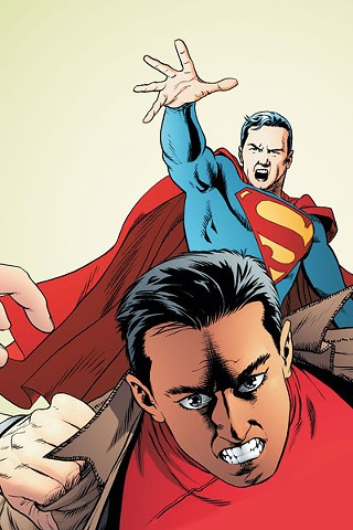 Would the real alien please stand up? DC pulls planned Superman #712, in which the last son of Krypton teams with a Muslim hero