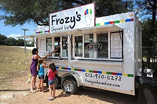 Frozy's Shaved Ice